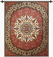 Exquisite Tapestry Wall Hanging Decoration Woven Provence Home Textile Big Size 162 130cm Medieval Cotton Jacauard