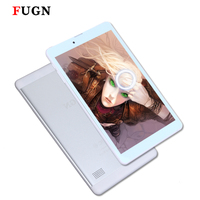 FUGN 8 Inch Kids Tablet PC With GPS WiFi 3G SIM Card Dual Cameras Tablet 4GB