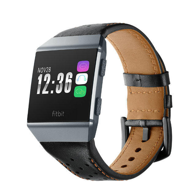Fitbit ionic - Genuine Leather Strap