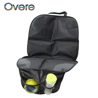 Overe Car Baby Kids Seat Cover Protection Cushion Mat For Honda Civic Accord Fit Subaru Impreza Forester XV Nissan Qashqai Juke