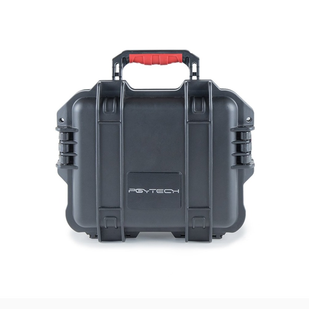 Pgytech Mini Safety Carrying Case Waterproof Shock-proof Hard EVA Foam Carrying Bag Drone Accessories for DJI Mavic Air pgytech safety carrying case for dji spark camera drone accessories waterproof hard eva foam equipment carrying fpv rc parts