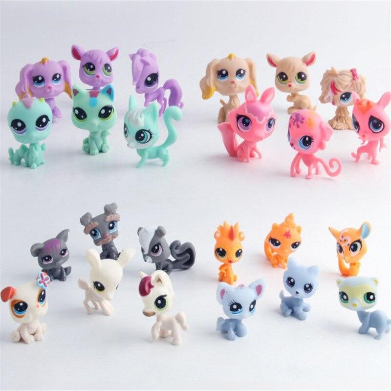 1 հատ Գործողություն Փոքր կենդանիների - Խաղային արձանիկներ - Լուսանկար 3