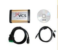 2016 Super Vcs Vehicle Communication Scanner Car Diagnostic Interface Without Bluetooth