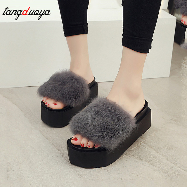 Sexy slippers for women