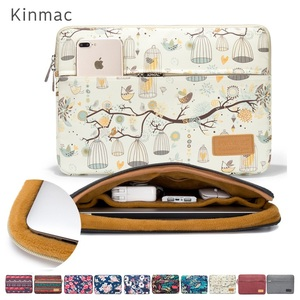 """Image 2 - 2020 Brand Kinmac Laptop Bag 13"""",15"""",15.6 inch,Shockproof Sleeve Case Cover For MacBook Air Pro 13.3 Notebook Compute Dropship"""