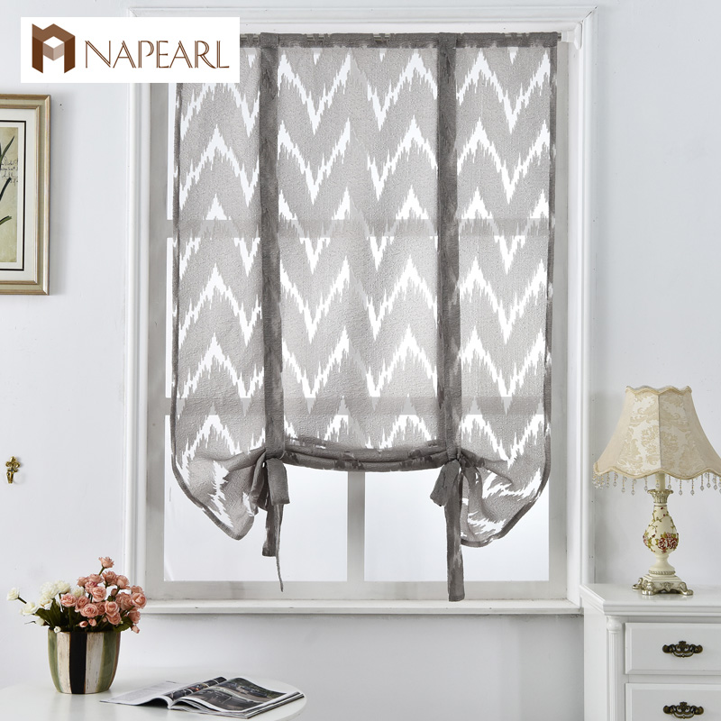 Kitchen short curtains window treatments curtain roman for Kitchen curtains and blinds