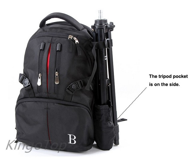 Aliexpress.com : Buy 2015 NEW SLR DSLR camera Bag Backpack Photo ...