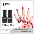 BD 300 Colors 10ml 2016 Brand New Gel polish Soak Off UV Gel Polish BASE TOP COAT Primer Nail Art Color Foundation