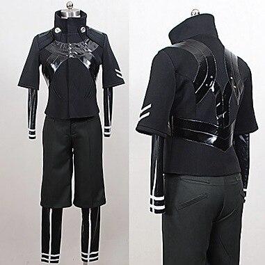 Tokyo Ghoul Ken Kaneki Sportswear Uniform Full Suit Cosplay Costume