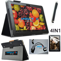2015 Hot Selling Satisfy Stand Flip Tablet Case For 10 1 Huawei Mediapad 10 FHD Link