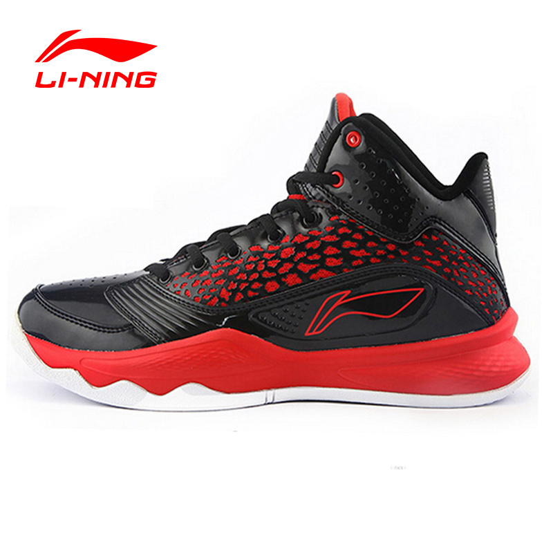 Li Ning Men Outdoor Basketball Shoes Li Ning CLOUD Technology Lace Up DMX  Cushioning Sneakers Sport Shoes ABPK029 XYL008-in Basketball Shoes from  Sports ...