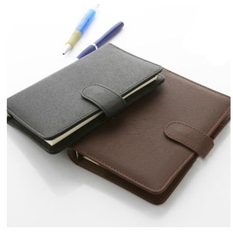 Free shipping Lackadaisical deli 3152/3151 multifunctional loose-leaf notebook faux leather A5 A6 daily memos organizer planner куплю уаз 469 3151 в калининграде