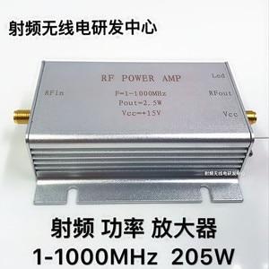 Image 1 - 1PC RF Broadband Power Amplifier Power Amplifier (1 1000MHz, 2.5W)