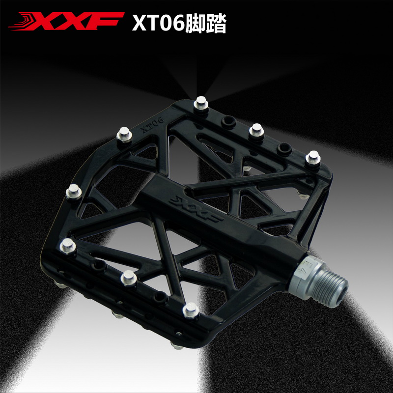 New Bike Pedals Magnesium Material Bicicleta High Quality Mtb Road Bicycle Pedals Lightweight Pegs 283g hot sale