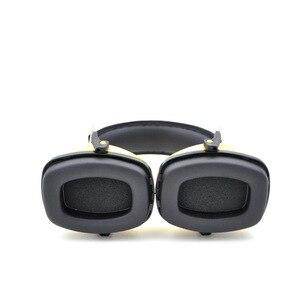 Image 3 - חדש צבע ראש אטמי אוזניים נגד רעש אוזן מגן לילדים/מבוגרים מחקר עבודת שמיעה הגנה עם מתכווננת סרט