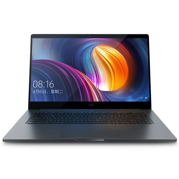 Original Xiaomi Mi Pro Laptop 15.6 inch Windows 10 i7-8550U Quad Core 16GB RAM 256GB SSD 1.0MP NVIDIA GeForce MX250 Netebook(China)