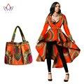 Новый Дизайн Женщины Сумка Сумки Одно Плечо Сумки Dashiki Женщин Африканских Одежды Женщин Сумки BRW WYB01