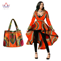 New Designs Women Bag Tote Bags One Shoulder Bags Dashiki Women African Clothing Women Bags BRW WYB01