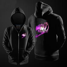Fairy Tail Glowing Hoodie For Men