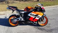 Custom DIY Motorcycle Full Fairing Kit Bodywork Molding Injection high quality plastic For Honda CBR1000RR 2004 2005 CBR1000 RR