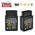 2017 Advanced Auto Car ELM327 HH Bluetooth OBD 2 OBD II Diagnostic Scan Tool elm 327 bluetooth Scanner free shipping