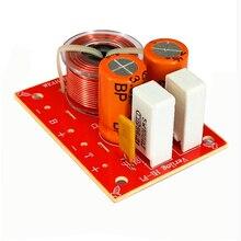 Finlemho hifi speaker crossover filtro 2 maneiras casa passiva falante estéreo sistema de áudio profissional
