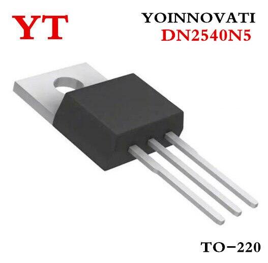 10pcs/lot DN2540N5-G DN2540N DN2540 TO-220 IC  Best Quality.