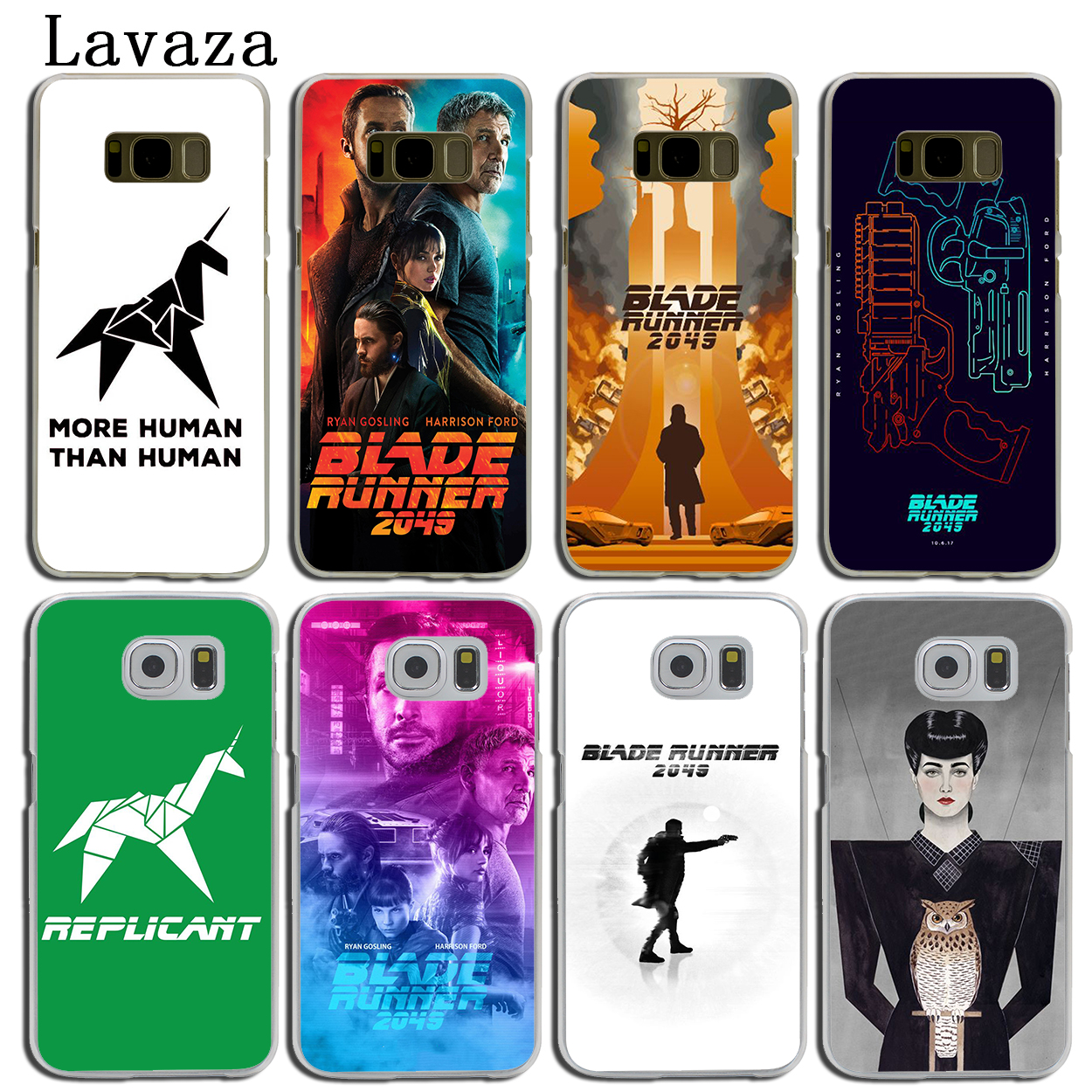 Lavaza Blade Runner 2049 film Hard Phone Shell Case for Samsung Galaxy S8 S9 Plus S3 S4  ...
