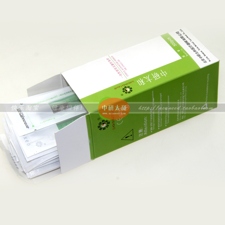 0.35mm/0.40mm zhongyantaihe Disposable sterile acupuncture needles tube beauty massage needle