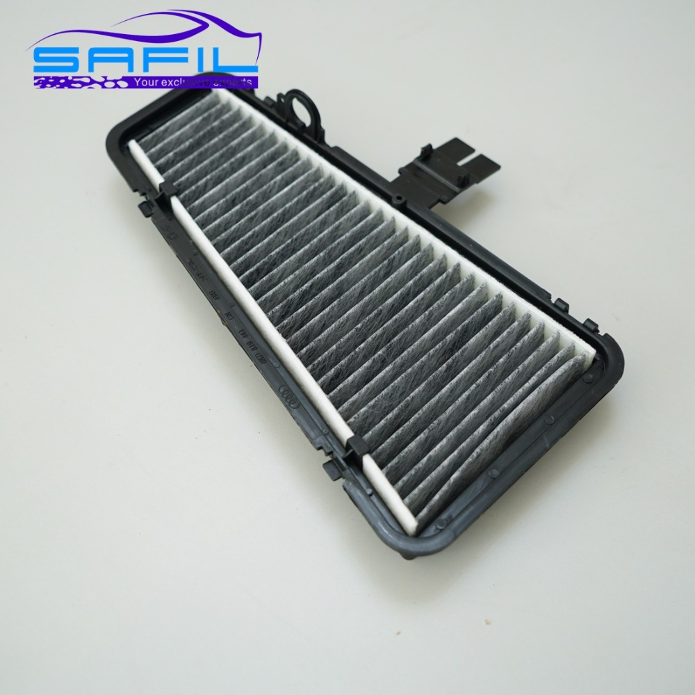 buy cabin filter for 2009 audi a4l 2 0l b8 air conditioned oem 8kd819441. Black Bedroom Furniture Sets. Home Design Ideas