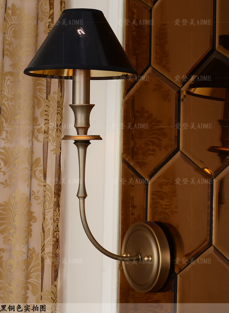 Vintage LED Wall Lights Lamp With 1 Light For Living Room Home Wall Sconce Free Shipping