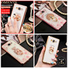 Luxury silicone for samsung A5 A7 A8 A9 S4 S5 J3 J5 J7 on5 G550 2015 Galaxy Grand Prime G5308 G530 G530H Note3 back cover case