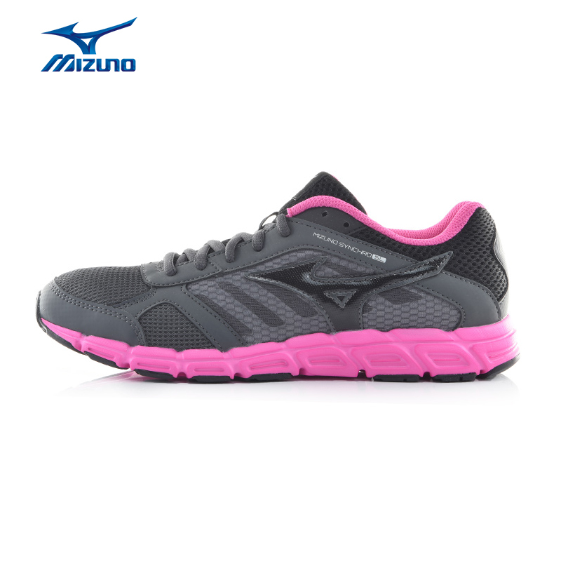 MIZUNO Women SYNCHRO SL (W) Breathable Cushioning Light Weight Jogging Running Shoes Sneakers Sports Shoes J1GF162866 XYP376 цена