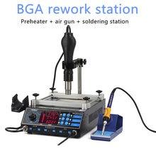 853aaa bga станция для разборки Горячего Воздуха наладочная