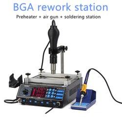 853AAA BGA na gorące powietrze stacji demontażu BGA stacja robocza do opalarki lutownica