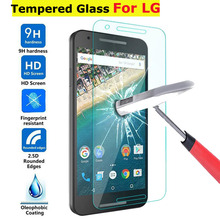 2 5D 9H Tempered Glass Screen Protector For LG G2 G3 G4 Stylus G5 Google Nexus