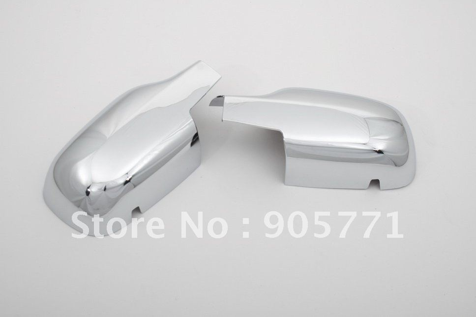 Chrome Mirror Cover Renault Megane MK2 02-08 - Global Prime Store store