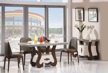 2016 Comedor conjuntos de muebles Moveis Antigos Para Sala moderna ...
