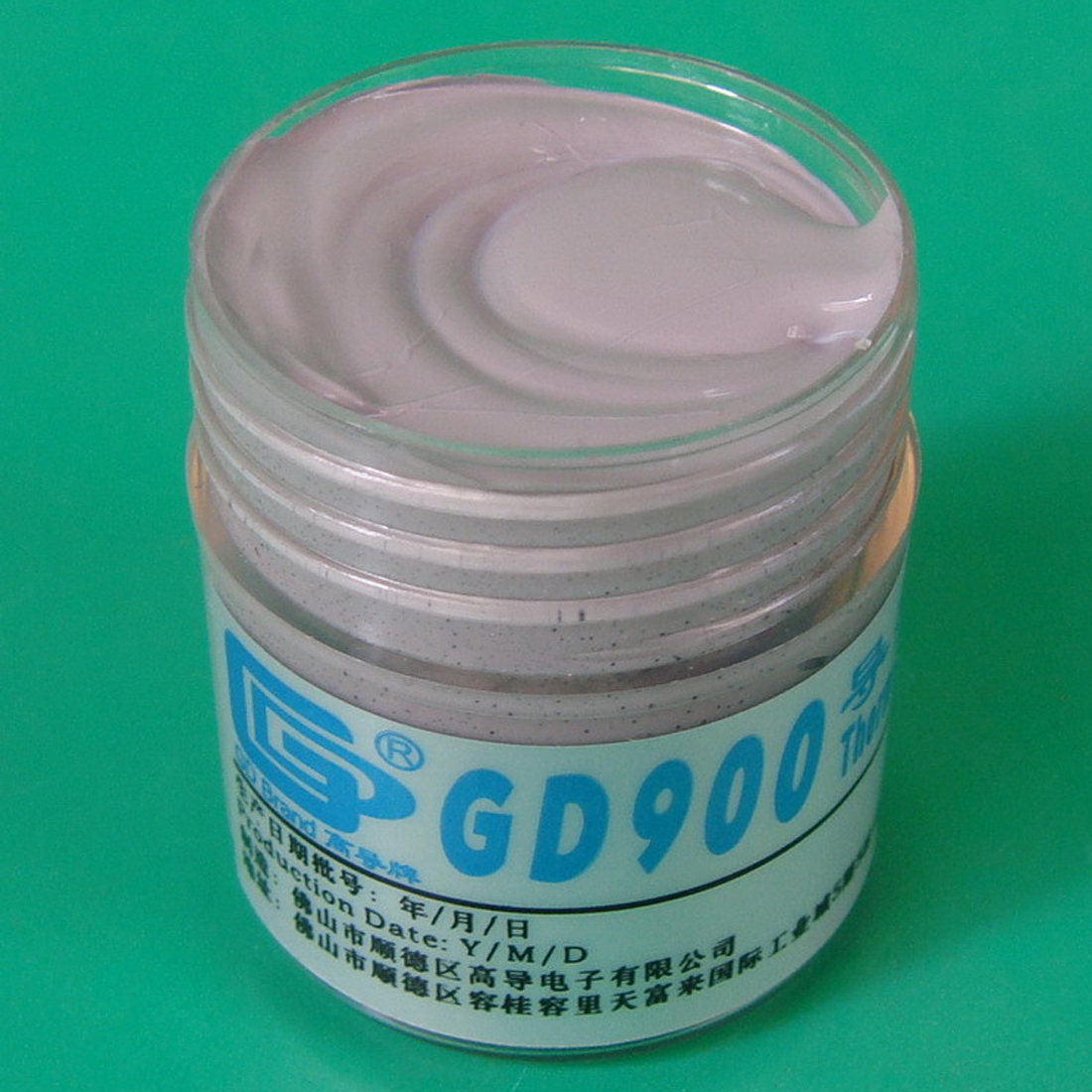 NOYOKERE Thermal Conductive Grease Paste Silicone GD900 Heatsink Compound Net Weight 30 Grams High Performance For CPU CN30