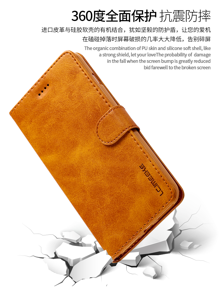Retro Fundas Leather Case for iPhone 11/11 Pro/11 Pro Max 2