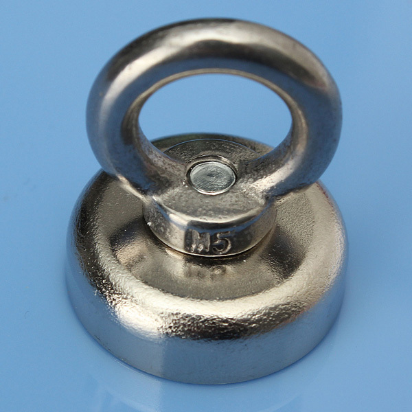 Neodymium Magnets Hot Sale Atacado 2015 Rushed Sale Magnets Neodymium Disc 2 Pcs/lot _ 25x30mm Eyebolt Ring Magnet Salvage Tool magnets iman neodimio 2015 promotion new aimant neodymium 2 pcs lot strong magnet 20x5mm eyebolt ring salvage magnetic