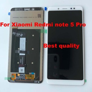 Image 4 - Original AAA Quality LCD+Frame For Xiaomi Redmi Note 5 Pro LCD Display Screen Replacement For Redmi Note 5 LCD Snapdragon 636