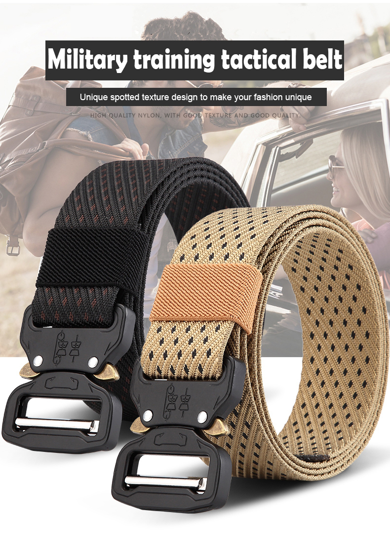 HTB13GveUmzqK1RjSZFLq6An2XXan - Classic Military Tactical Belt Premium Polyamide Outdoor Sports Quick Release Buckle Belt Mountaineering Ski