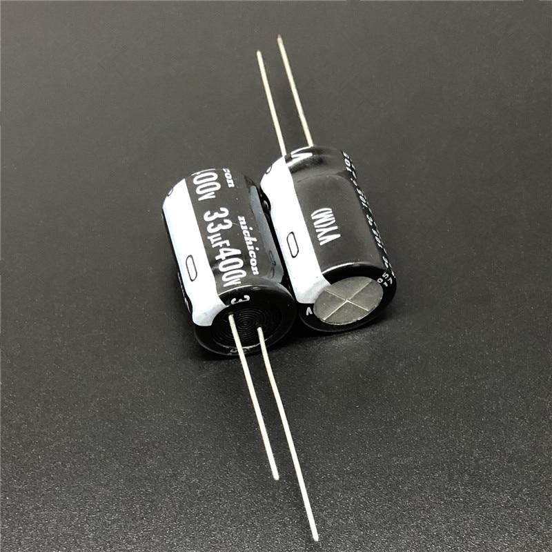 5pcs//50pcs 200V 47uF 200V Nichicon VZ 12.5x20mm wide temperature range Capacitor