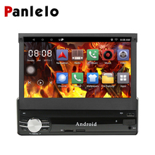 Panlelo 1din Android 8.1 / 6.0 Car Radio Stereo Quad Core 1GB / 2GB RAM 7Touch Screen 1024*600 Video Player Car GPS Navigation unlocked huawei 4g lte cat4 module me909s 821 mini pcie 4g 3g gps gsm module