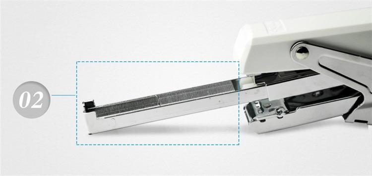 Плоскогубцы руководство для степлера металлический ручной степлер со скобами скобы 20 листов офисные школьные канцелярские принадлежности