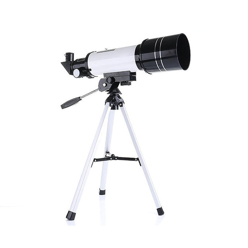 HD 200X Astronomical Telescope 70mm Aperture Refractive Monocular F40070M Outdoor Moon watching with Portable Tripod Kids Gift in Monocular Binoculars from Sports Entertainment