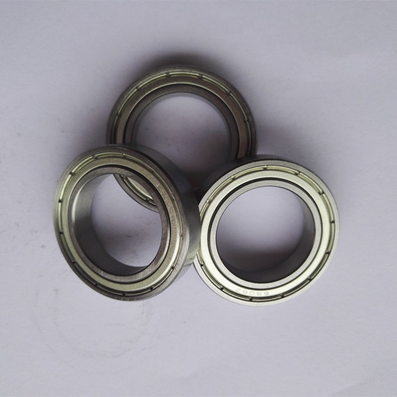 1 pieces Miniature deep groove ball bearing 6832ZZ 61832-2Z  6832 61832ZZ size: 160X200X20MM gcr15 6326 zz or 6326 2rs 130x280x58mm high precision deep groove ball bearings abec 1 p0