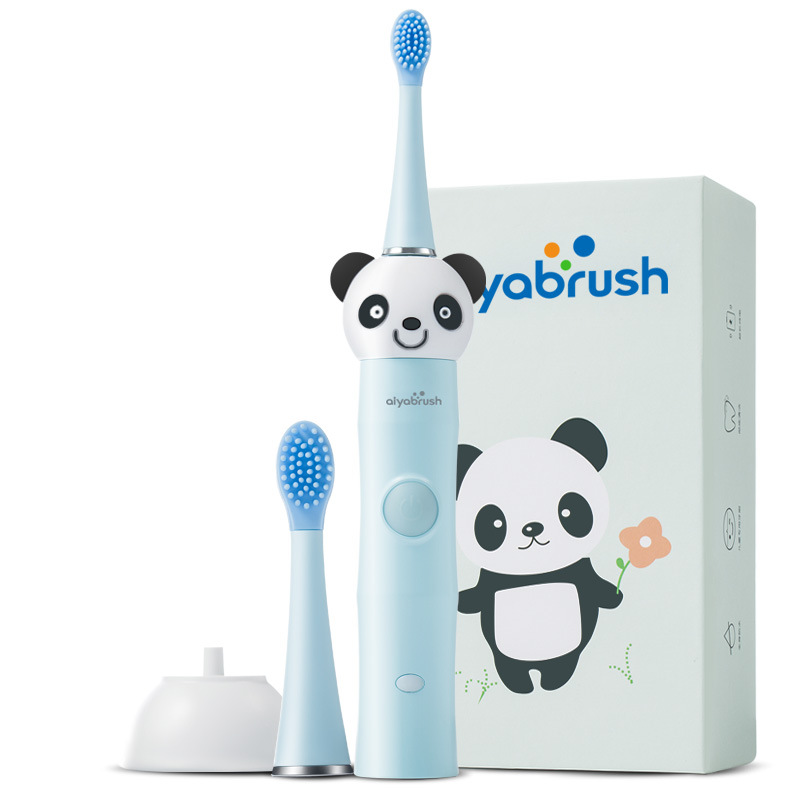 Inductive charging Toothbrushes Smart Baby Toothbrush Sonic Electric Toothbrush Rechargeable IPX7 Waterproof Electric brush showcharm sonic vibration adult children universal electric toothbrush usb rechargeable ipx7 waterproof electric toothbrush sc