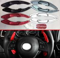 For Mazda 3 6 CX 5 CX 4 Atenza Axela Aluminum alloy Steering Wheel Shift Paddle Extension 2Pcs